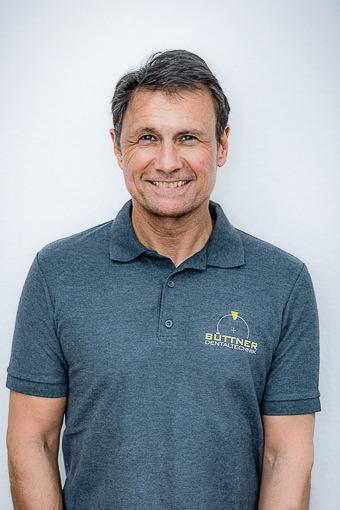 Zahntechnikermeister - Frank Büttner - Geschäftsführer